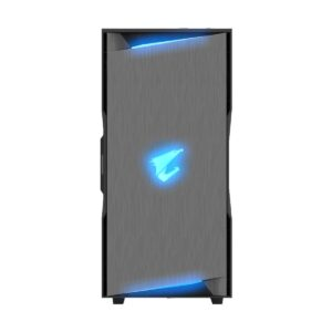 Gigabyte AORUS GB-AC300G ATX Mid-Tower Tempered Glass Gaming Casing without Power Supply