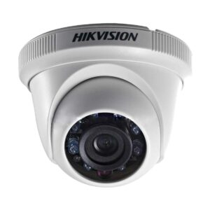 HikVision DS-2CE56C0T-IRF(2.8mm) (1.0MP) Dome CC Camera