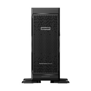 HP ProLiant ML350 Gen10 Hot Plug Tower Server with Intel Xeon Silver 4110 (2.1GHz, 8 Core, 11MB Cache) Processor Intel C622 Chipset, 32GB (1x32GB) Dual Rank x4 DDR4-2666 Registered Memory (24 Dimm Slot, Max 3TB), 3 x HPE 1.2TB 12G SAS 10K SFF (2.5-inch) D