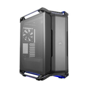 Cooler Master Cosmos C700P Black Edition Full Tower (Cureved Tempered glass Side Window) Gaming Desktop Case