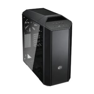 Cooler Master MasterCase MC500P Mid Tower ATX (Tempered Glass Side Window) Gaming Desktop Case