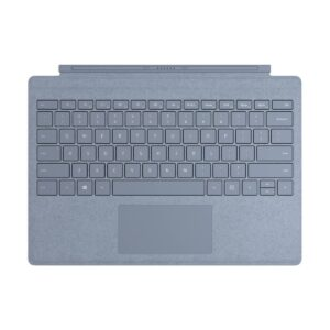 Microsoft Surface Pro Ice Blue Signature Type Cover