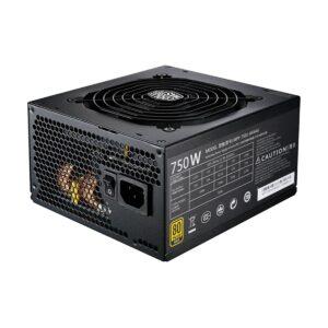 Cooler Master MWE 650 650W FULLY MODULAR 80 Plus Gold Certified PSU