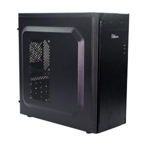 PC Power 1800 Mid Tower Black Desktop Case with Standard PSU