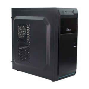 PC Power 180G Mid Tower Black Desktop Case with Standard PSU