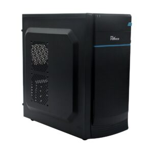 PC Power 180I Mid Tower Black Desktop Case with Standard PSU