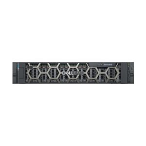Dell EMC PowerEdge R740 (14 Gen) 2U Rack Server with 2x Intel Xeon Silver 4116 (2.1GHz, 16.5MB Cache, 12 Core) Processor, Intel C620 Chipset, 64GB (4x 16GB) DDR4 RDIMM 2666MT/s Dual Rank Memory (24x DIMM Slot, 3TB Max), 4x Dell 1.2TB 10KRPM SAS 12Gbps Hot
