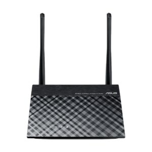 Asus RT-N12+ 300Mbps Wireless N 3in1 Router (Access Point, Range Extender, Router, IPTV Enabled)