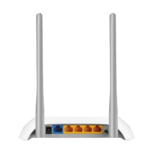 TP-Link TL-WR850N 300Mbps Wireless N Speed (2x5dbi Antenna)