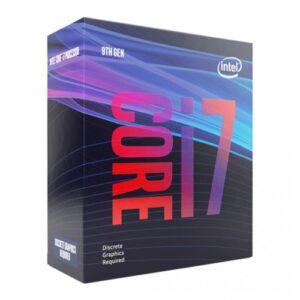 Intel 9th Generation Core i7-9700F Processor