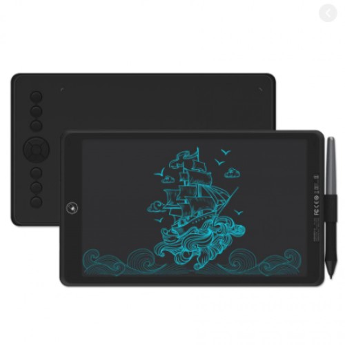Huion H320m 2 In 1 Graphic Tablet