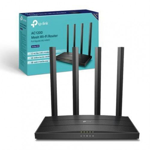 TP-Link Archer C80 AC1900 Wireless Gigabit Dual-Band MU-MIMO Wi-Fi Router