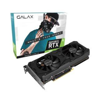 Galax GeForce RTX 3060 1-Click OC 12GB GDDR6 Graphics Card