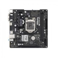 ASRock H370M-HDV 8th and 9th Gen Micro ATX Motherboard