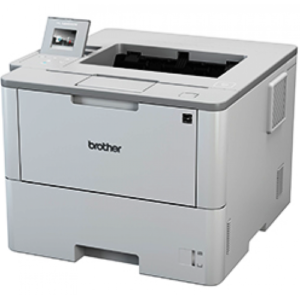 Brother HL-L6400DW Monochrome Laser Wireless Auto Duplex Printer (50PPM)