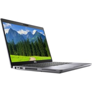 "Dell Latitude 5410 Core i5 10th Gen 8GB RAM 14"" FHD Laptop with Windows 10 Pro"