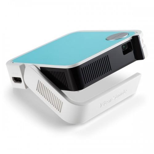ViewSonic M1 Mini 120 Lumens - Ultra-Portable Smart LED Projector