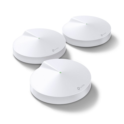 TP-Link Deco M9 Plus (3-Pack) AC2200 Tri-Band Whole Home Mesh WiFi Router
