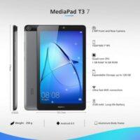 Huawei MediaPad T3 ,2 GB Ram ,16 GB Storage, 7-inch Tablet