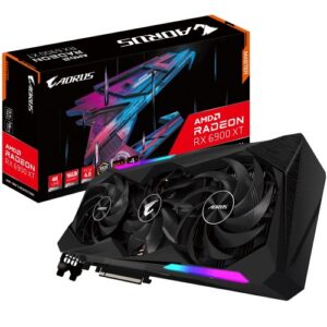 Gigabyte AORUS Radeon RX 6900 XT MASTER 16GB GDDR6 Graphics Card