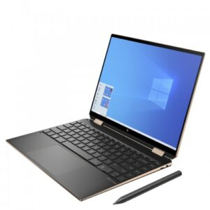 """HP Spectre x360 Convertible 14-ea0054TU Core i7 11th Gen 13.5"""" FHD Touch Laptop with Sure View Privacy Reflect"""