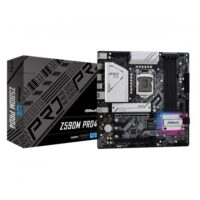 ASRock Z590M Pro4 10th and 11th Gen Micro ATX Motherboard