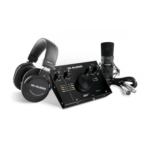 M-Audio 4 Vocal Studio Pro air 192  Audio Interface