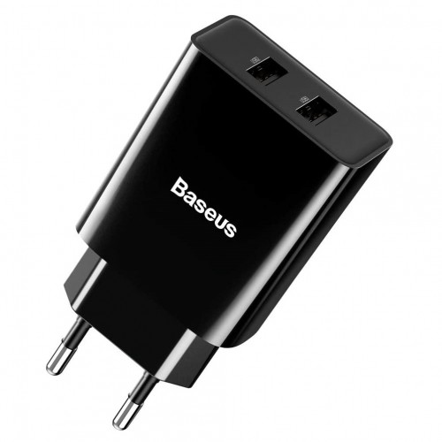 Baseus CCFS-R01 Speed Mini Dual USB Travel Charger