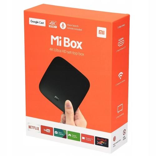 Mi MDZ-22-AB 4K Android Smart TV Box