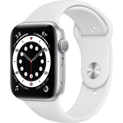 Apple Watch Series 6 (M00D3LL/A) 44mm Sport Band