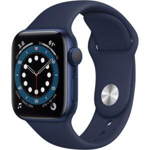 Apple Watch Series 6 (M00J3LL/A) 44mm Sport Band